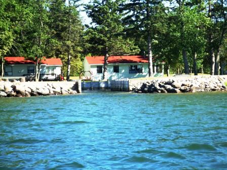 Moore 39 s lodge on agency bay of leech lake for Leech lake fishing resorts